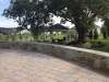 Brick Pavers & Inlays Retaining Wall