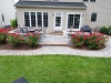 Brick Pavers & Inlays Backyard Patio