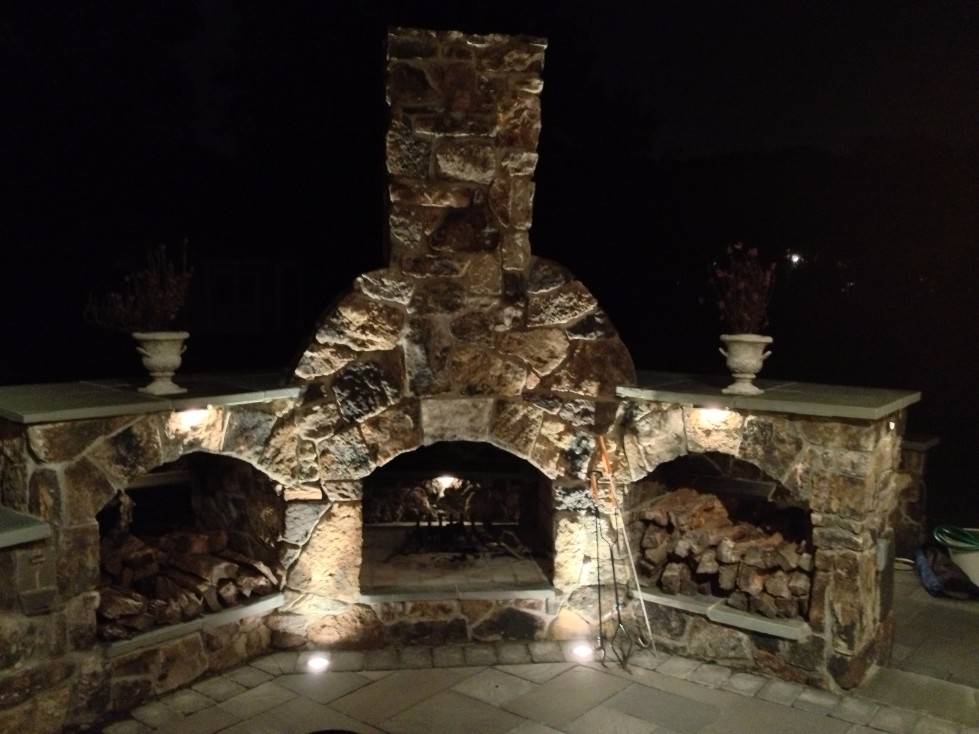 Fireplace & Fire Pit
