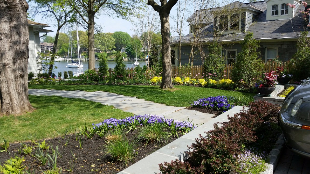 Patio Pavers by Landscape Design Company serving Maryland
