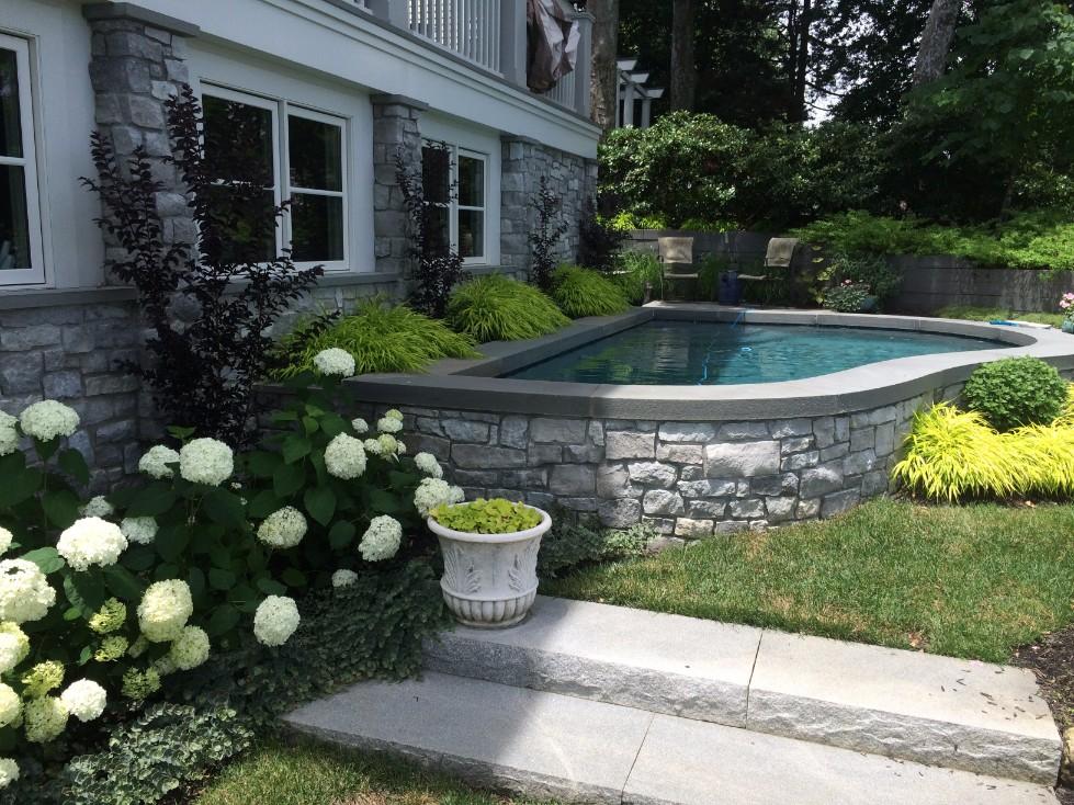 Pond Designs & Backyard Landscaping  serving McLean, VA