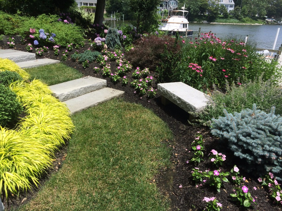 Garden Landscape Design in Annapolis, MD
