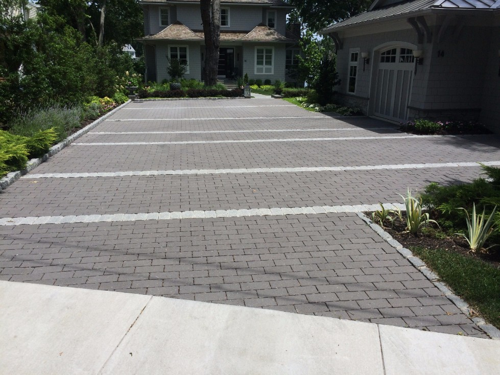 Brick Paving by Landscapers in Maryland