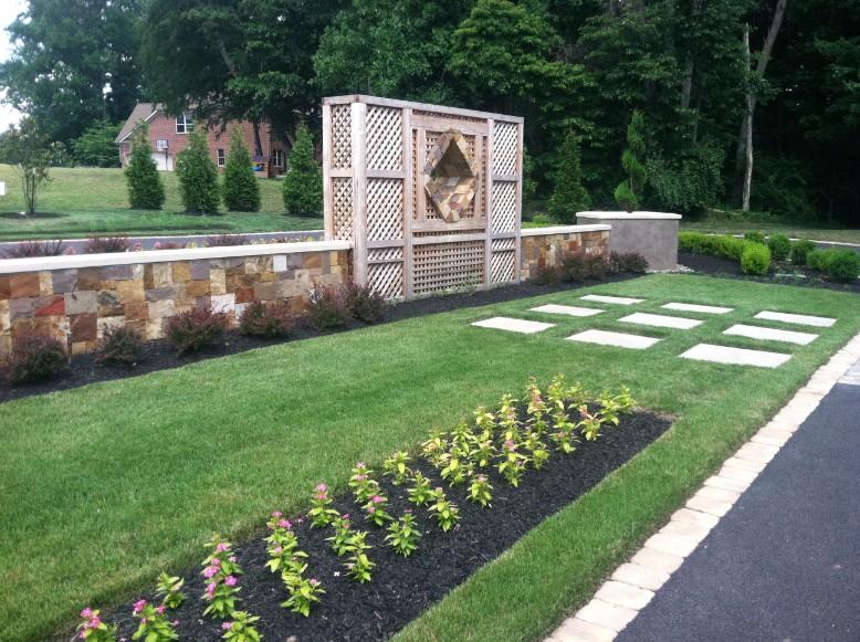 Landscape Garden Designs in Montgomery County, MD