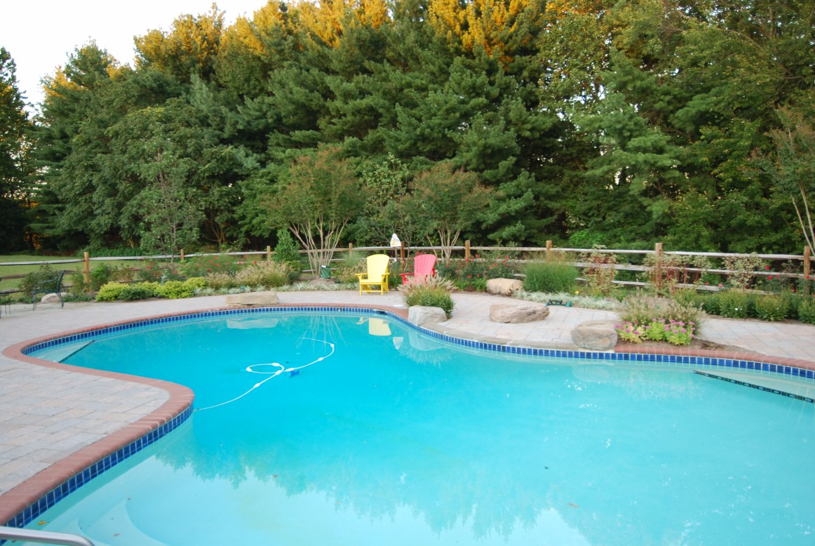 Inground Pool & Landscape Designs in Washington, DC