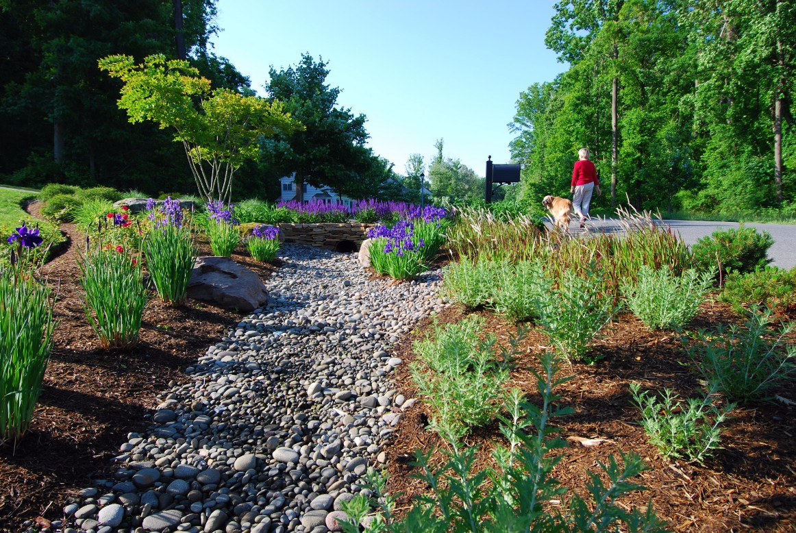 Garden Landscape & Design in McLean, VA