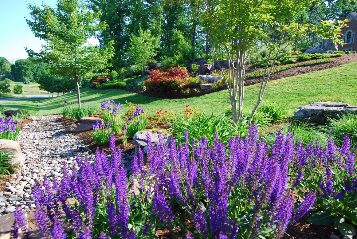 Landscape & Garden Designs in Montgomery County, MD