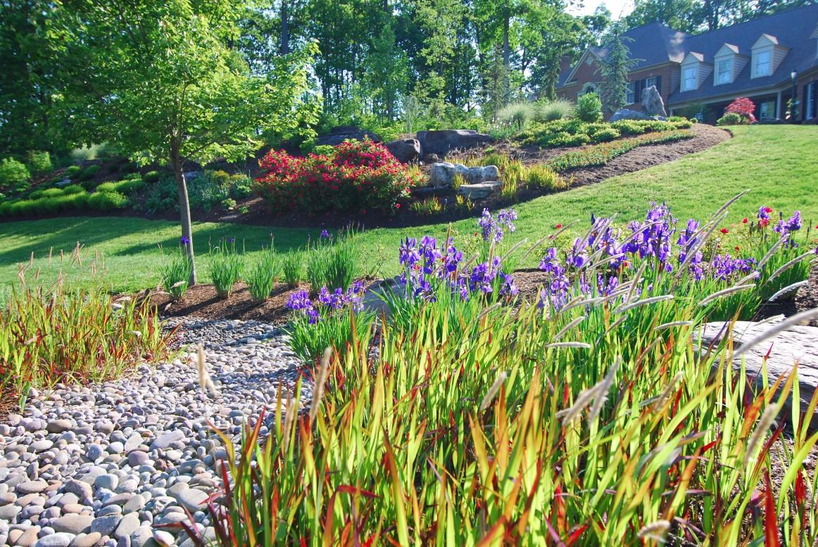 Garden Landscape Design in Montgomery County, MD