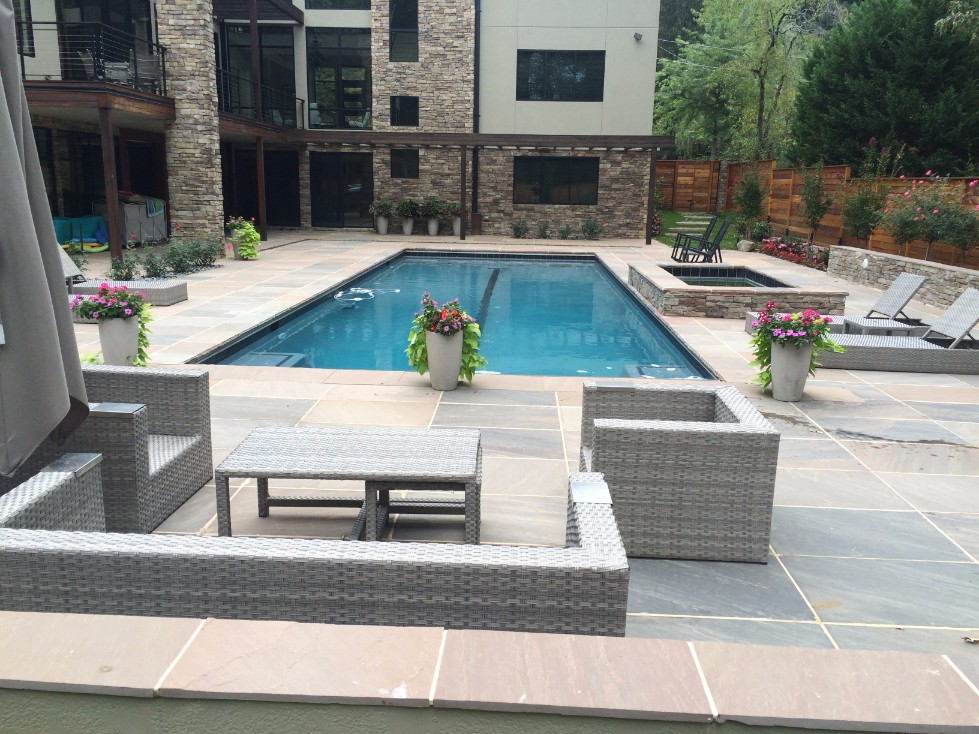 Pool Patio Design & Installation in Annapolis, MD | VistaPro ...