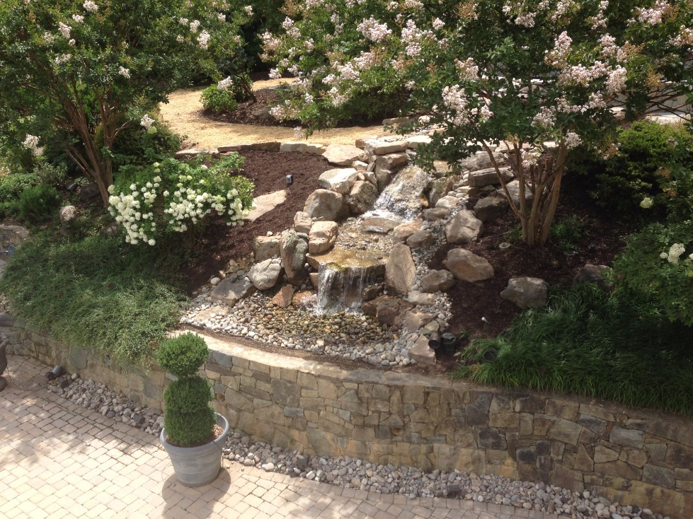 Pond & Water Feature Designs