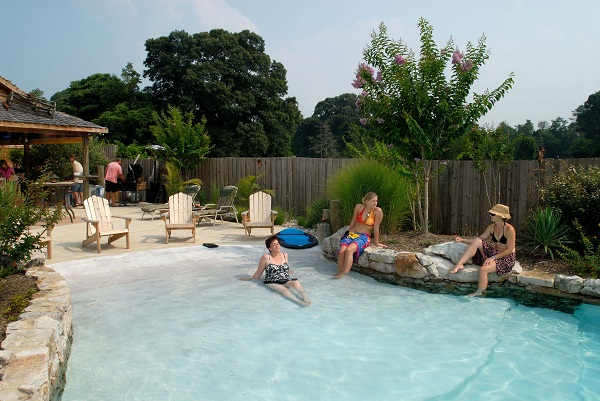 Pool Deck Design Amp Installation In Annapolis Md