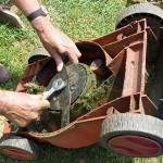 Performing a Spring Lawn Mower Tuneup