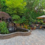 Choosing Between Brick and Concrete Pavers for a Patio