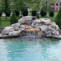 The Benefits of Adding a Waterfall to Your Pool
