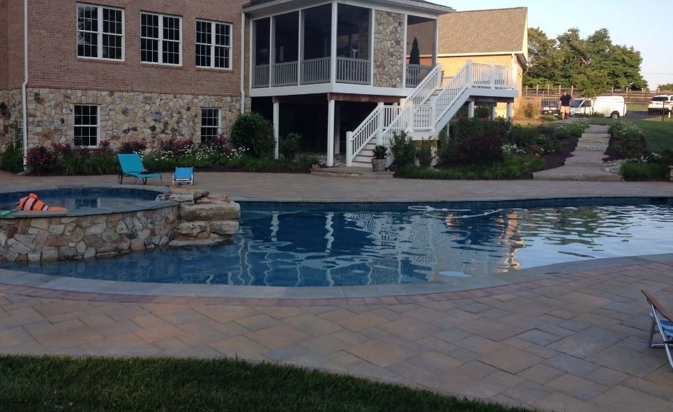 Pool Deck Installations