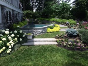 Professionally Installed Gardens