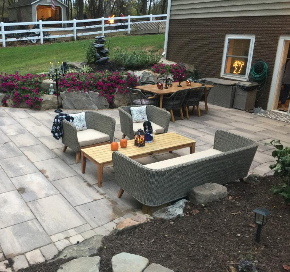 Outdoor Patio Design & Construction near Baltimore, MD