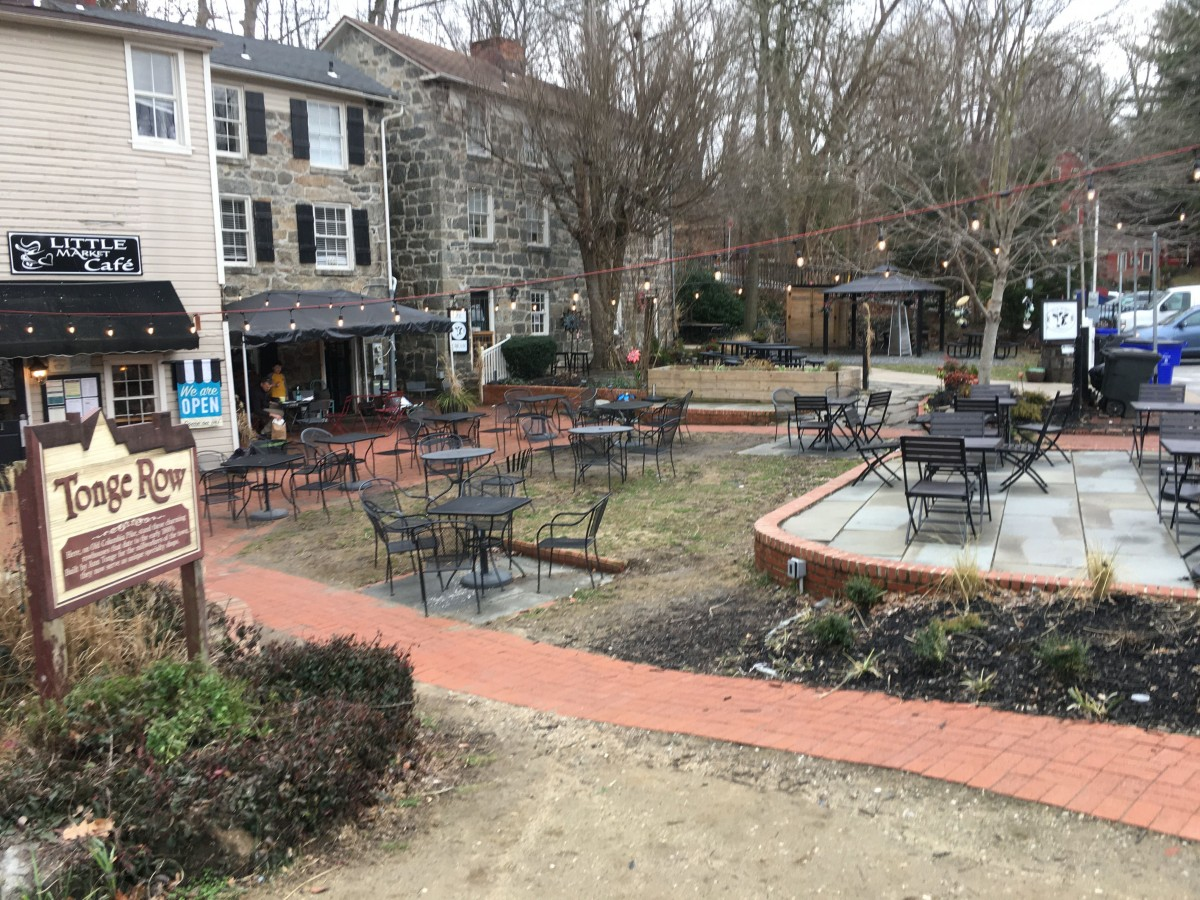Commercial Landscaping Project in Ellicott City, MD