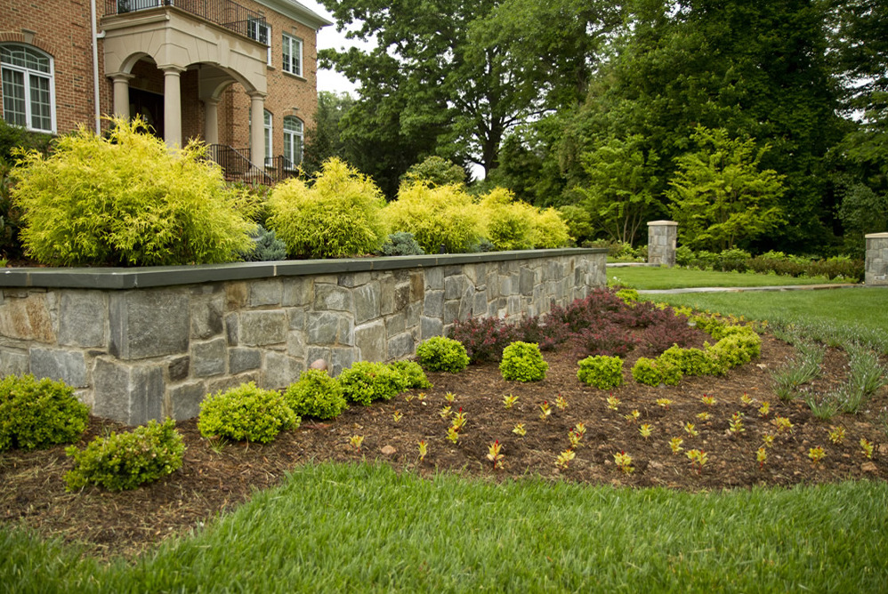 Stone Masonry Wall Design & Construction in Annapolis, MD