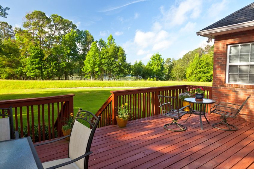 Custom Patio & Deck Design in Annapolis, MD