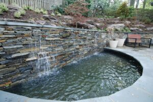 Water Feature Design & Installation in Annapolis, MD